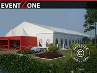 Marquee Professional 15x15 m
