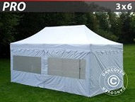 Portable pop up marquee 3 x 6 m Steel for sale