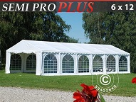 Marquee 6 x 12 m PVC for sale