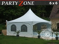 Marquee 6x6 m PVC for sale