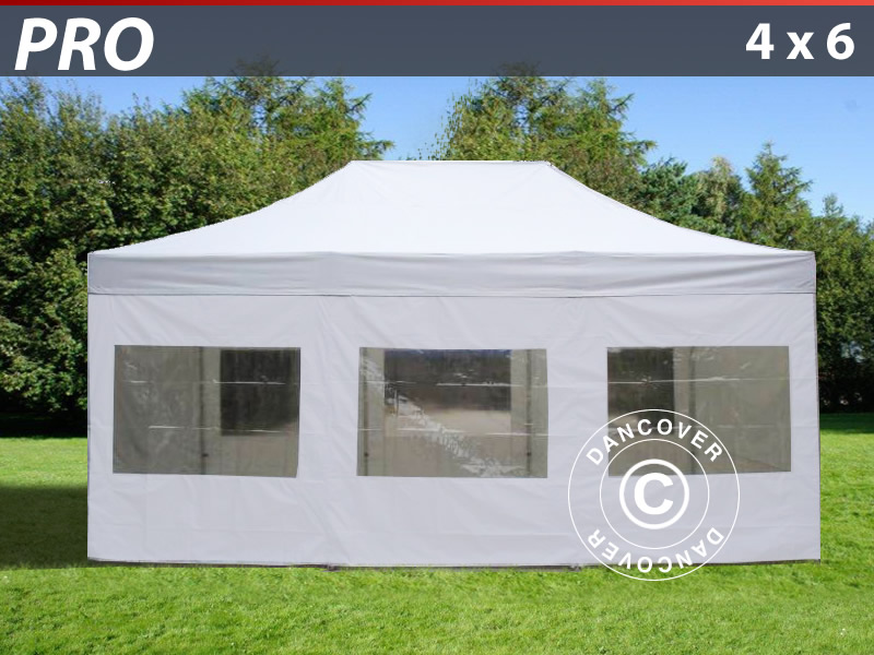Flextents – Pop up Canopy 4x6 m