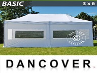 Buy Portable pop up marquee 3 x 6 m Steel
